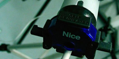 электропривод для роллеты