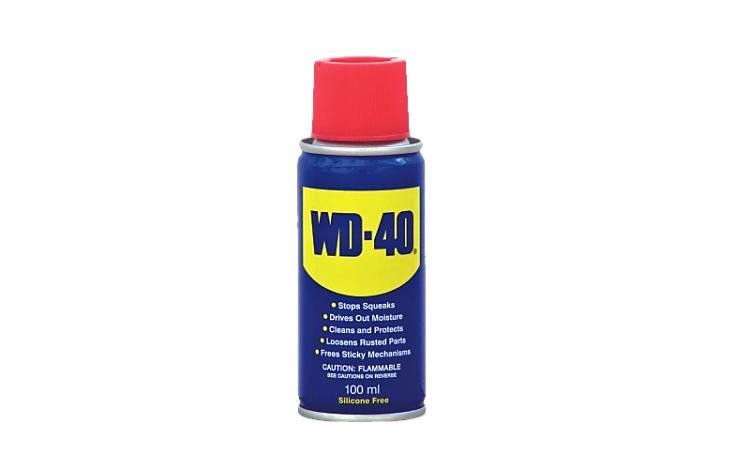 силиконовая смазка wd-40