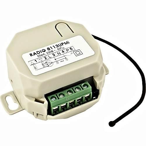 Радиоуправление одноканальное Radio 8113 UPMi с кнопкой программирования